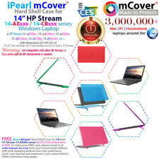 "mCover Hard Case for 14"" HP Stream 14 AXxxx CBxxx series Windows Laptop Computer"