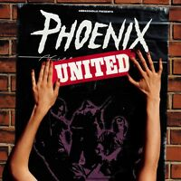 PHOENIX - UNITED  VINYL LP NEW+