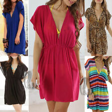 Summer/Beach Polyester Tunic Tops & Blouses for Women