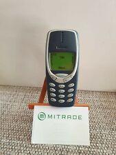 NOKIA 3310 BLUE telefonino vintage funzionante gsm apertura cellulare VINTAGE