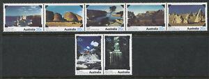 1979 Australia.  National Parks.  Full set of 7 MUH.  SG 708/714.