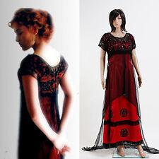Titanic Rose Jump Dress Costume Victorian Period *Tailored*