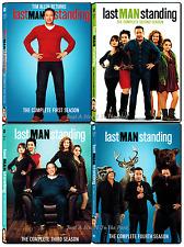 Last Man Standing: Tim Allen TV Series Complete Seasons 1 2 3 4 Box / DVD Set(s)