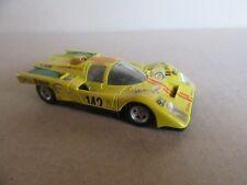 260H Vintage Solido 197 Ferrari 512 M Tour Auto 1971 # 142 Jabouille 1:43