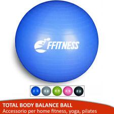 Palle Dimensioni 55cm per esercizi per palestra, fitness, corsa e yoga