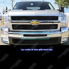 APS 2007-2013 Chevy Silverado 1500/07-10 2500 Air Dam Black Billet Grille 08 09