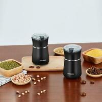 Mini Electric Coffee Grinder Beans Spice Mill Blender Nut Seed Grinding Machine