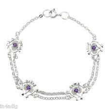 Luckenbooth Silver Bracelet