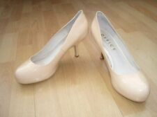 OFFICE Patent Leather Court Heels for Women