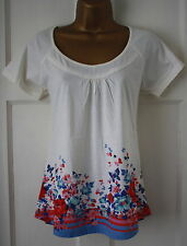 White Stuff Other Cotton Floral Tops & Shirts for Women