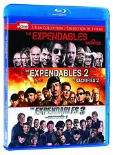 NEW - Expendables/Expendables 2/Expendables 3 Brd Triple Feature