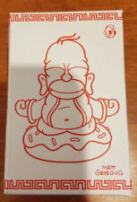 Loot Crate Homer Simpson Gold Budda Buddha The Simpsons LootCrate NEW!