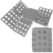 V2 Gray Adjustable Folding Board Fast Folder Clothes T-Shirts Flip Fold