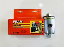 Fram G3727 Fuel Filter fits GM BUICK GMC CADILLAC
