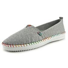 Calzado de mujer Skechers color principal gris de lona