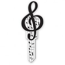 Music Key blank-Lockwood, Keyblank,House Key-FREE POSTAGE IN AUSTRALIA-LULB125L