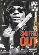 snuffed OUT- NUOVO INGLESE DVD Set