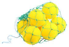 Ballnetz für bis zu zehn Fußbälle - Handbälle - Basketbälle - Ball - Ballnetz