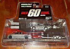 Greenlight Collectibles GONE IN 60 SECONDS F-150, Trailer & Eleanor 67' Mustang