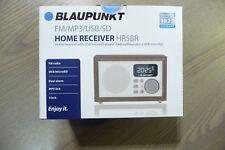 BLAUPUNKT HR5BR Uhr mit Alarm AUX USB Micro SD MP3 Radio Heim + Fernbedienung