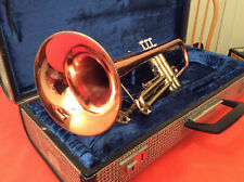 Conn 17B Director shooting star trumpet coprion bell