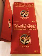 Libro Calcomanías Futbol Copa Del Mundo Panini Colección FIFA World Cup Soccer