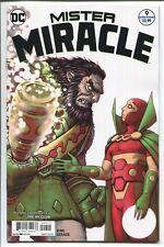 MISTER MIRACLE #9 - NICK DERINGTON MAIN COVER - DC COMICS/2018