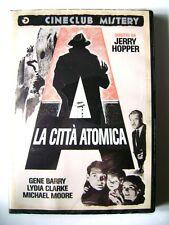 Dvd La Città atomica (Cineclub Mistery) di Jerry Hopper 1952 Nuovo