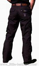 Pantaloni Tessile Worker Cordura Pantaloni Biker Pantaloni Cargo Pant XXL PANTALONI MOTO SCORPIONE NUOVO