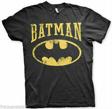 BATMAN VINTAGE  T-Shirt  camiseta cotton officially licensed