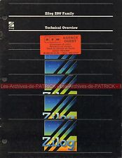 ZILOG Data Book Z80 Familly / Fascicule Technique Microprocesseur Z 80 1980 (2)