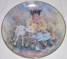 Leonardo Collection Down On The Farm By Christine Haworth Fine Porcelain Plate