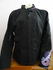 Womens Scorpion Exo Skeletal Motorcycle Jacket *Lilly* Sz XXL Black & Pink WP