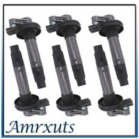 6Pcs Ignition Coil 7T4Z-12029-E for Ford Edge 07-16 Mustang Explorer 11-16 3.7L