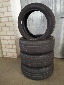 4 Stück 245/45 R18 100Y Pirelli Cinturato P7 * Runflat DOT 0617 2-4mm