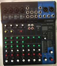 Yamaha MG10XU 10 Kanal Mixer Mischpult (MG10XU)