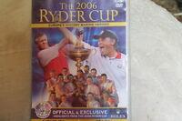 The 2006 Ryder World Cup - Especial Edición Extendida Golf Oficial & Exclusivo