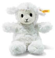 Steiff Soft Cuddly Friends 'Fuzzy' Lamb washable teddy bear - 18cm - EAN 073403