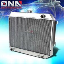 FOR 68-73 DODGE CORONET 6.3-7.2 V8 3-ROW ALUMINUM RACING PERFORMANCE RADIATOR