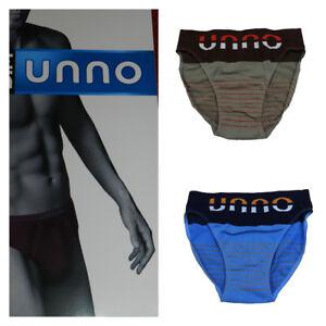Pack 2 Slips UNNO SMART COMFORT algodón elástico cómodo adaptación perfecta,