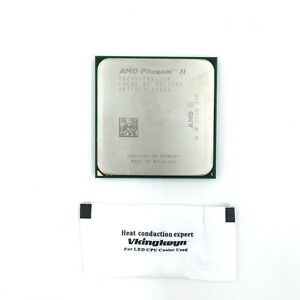 AMD Phenom II X4 955 3.2 GHz Quad-Core Socket AM2+/AM3 HDZ955FBK4DGM Processor