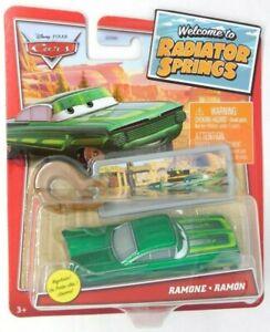 Pixar Cars RAMONE Welcome to Radiator Springs Metal Car Disney