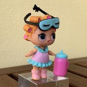 NEW Dolls BABYDOLL Confetti Pop Sleep mask Hair curlers CUTE Gift