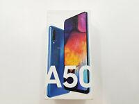 Samsung Galaxy A50 A505F/DS Blue Unlocked 64GB Clean IMEI -BT7561 W