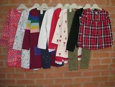 NEXT GAP ZARA JOHN LEWIS etc Girls Bundle Dress Tops Leggings Age 4-5 110cm