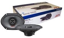 """Alpine SPR-68 6""""x8"""" Car Speakers/ 6x8"""" Car Audio Speaker Type R Series Pair"""