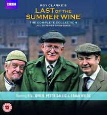 BBC - Last of The Summer Wine Complete Collection Series 1-32 UK DVD Set