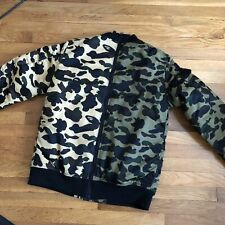 30f041123ea2 BAPE Bomber Coats   Jackets for Men for sale