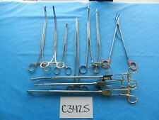 Pilling Aesculap Surgical Thoracoscopy Instrument Set
