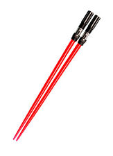 Star Wars Chopsticks Darth Vader Lightsaber Designed by Kotobukiya